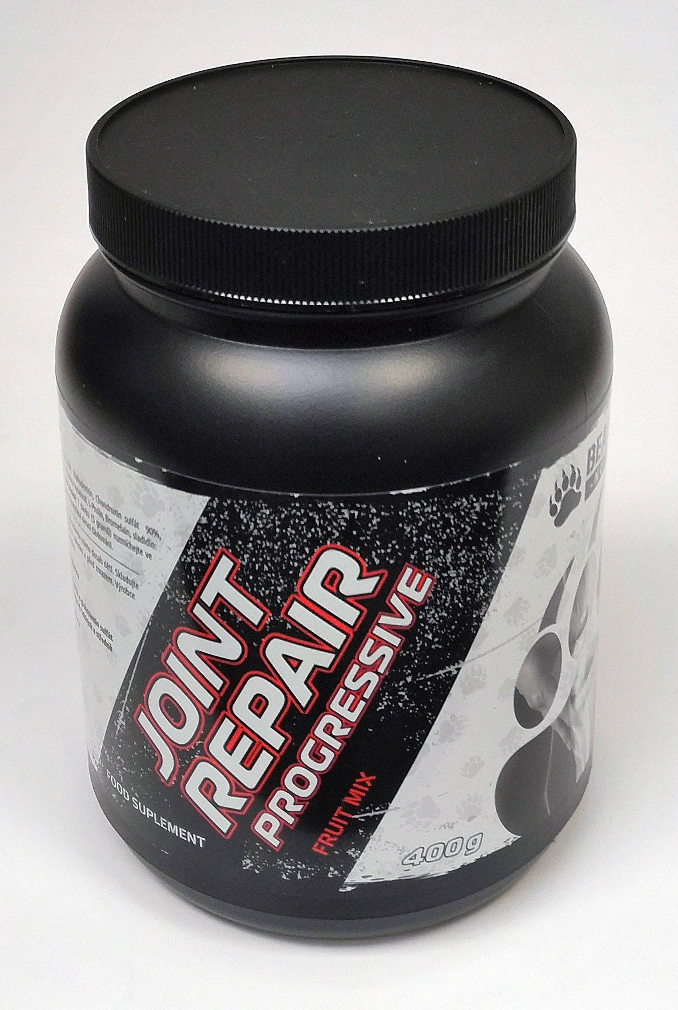 BEAR FOOT JOINT REPAIR PROGRESSIVE PJR 400g, sypká kloubní výživa s vitaminy a dalšími látkami