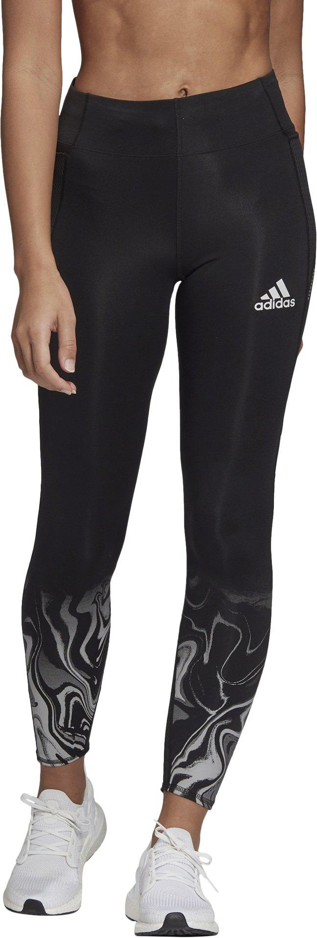 adidas How We Do Tight 7/8 Glam On Women M