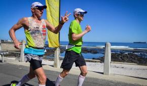 e37f4833e23 Extrémní World Marathon Challenge v podání otce a syna Vabrouškových